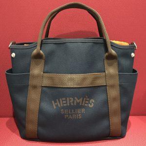 エルメスの希少なバッグをお買い取り!